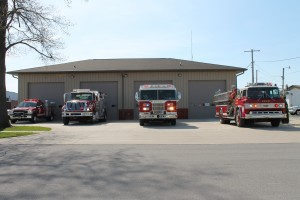 Fire Dept Trucks