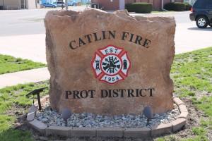 Fire Dept Sign