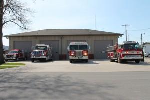 Fire Dept Trucks